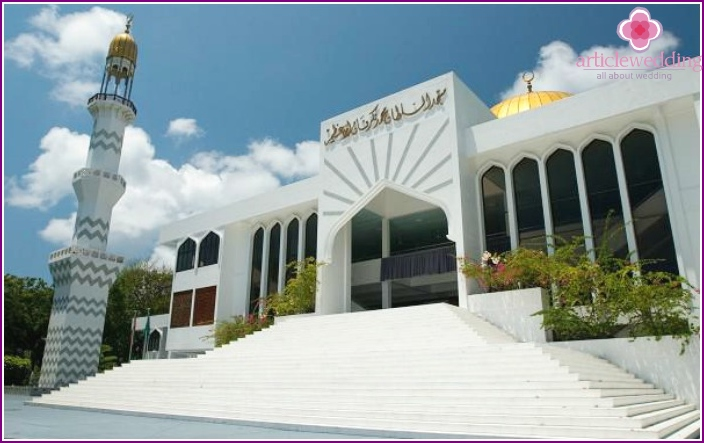 Maldives Good Friday Mosque