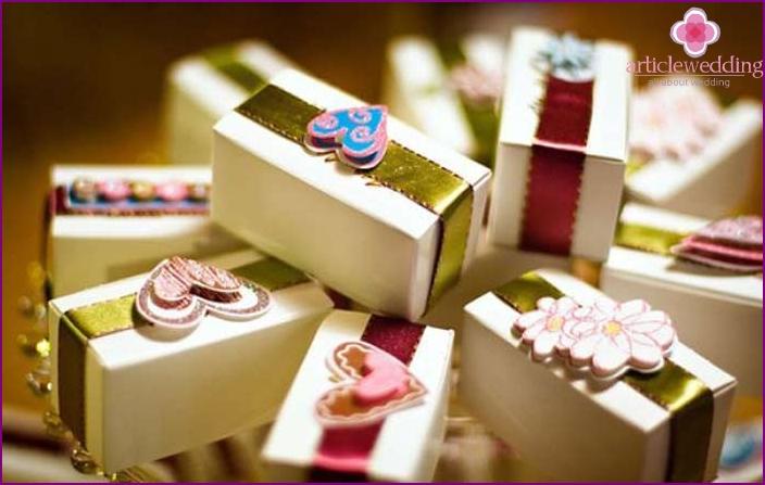 Hochzeitstag Geschenke