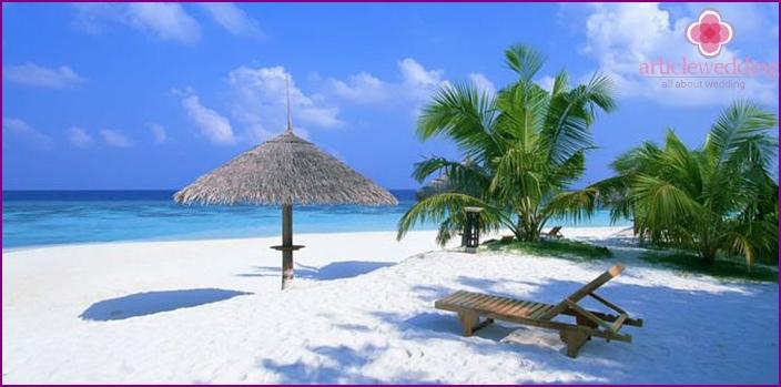 May Island Honeymoon