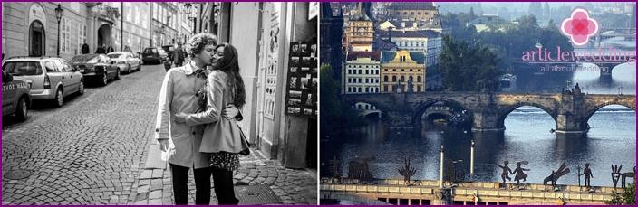 Prague Honeymoon Tale