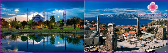 Turkey for May honeymoon