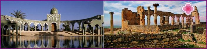 May honeymoon in Morocco