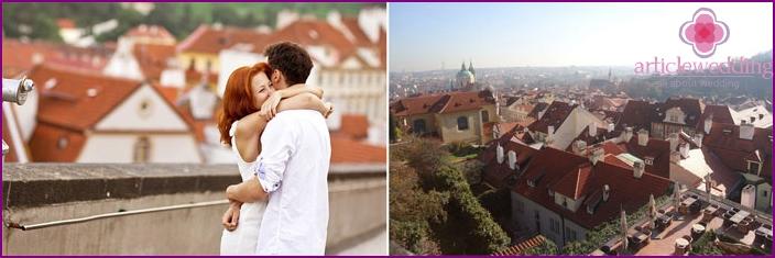 Czech honeymoon holidays
