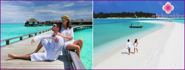 Paradise Holidays in the Maldives
