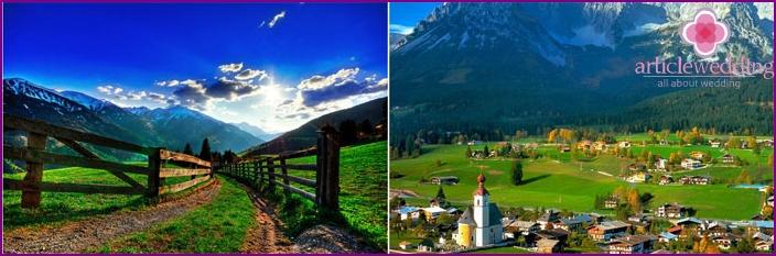Vastasyntyneiden itävaltalaiset seikkailut