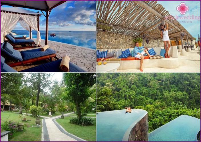 Häämatka Balilla