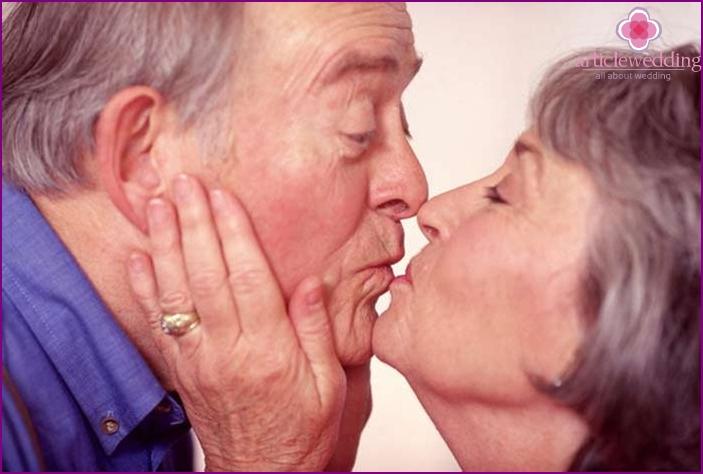 Amethyst Hochzeit: 48 Jahre Liebe