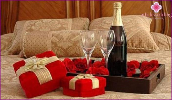 Geschenk für Ehepartner zum 10-jährigen Jubiläum