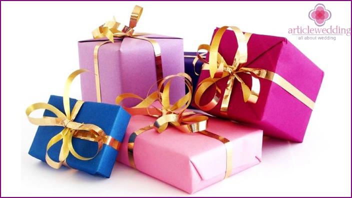 Mitä lahjaksi kupari häät