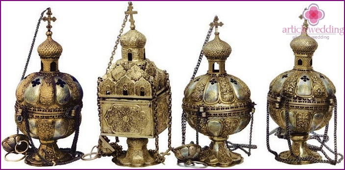 Church censers