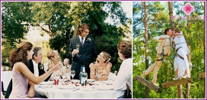 Rope Wedding Celebration