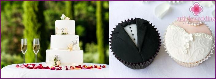 Kakku viidentoista avioliiton vuoden ajan