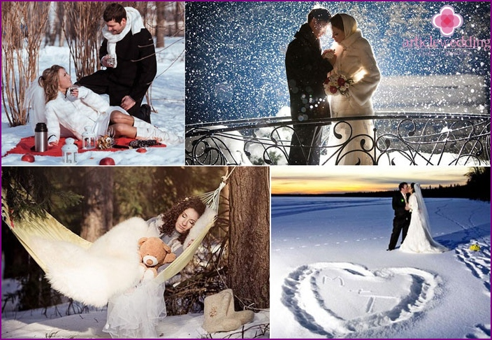 Ideas for a winter photo shoot