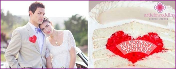 14. Februar Hochzeitsfeier