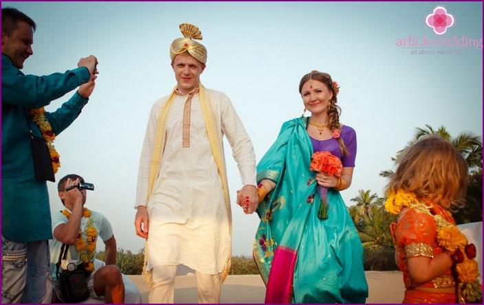 Goa Wedding Ritual