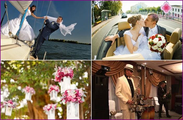 Kreative Hochzeitsideen für Juni