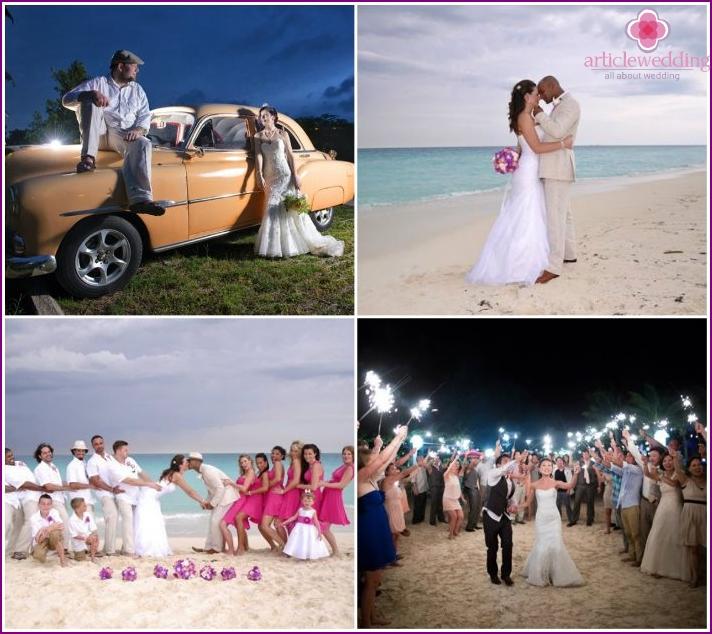Avioliitot Kuuban saarilla