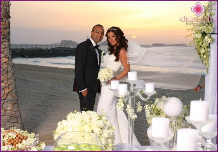 Dubai Wedding Ceremony