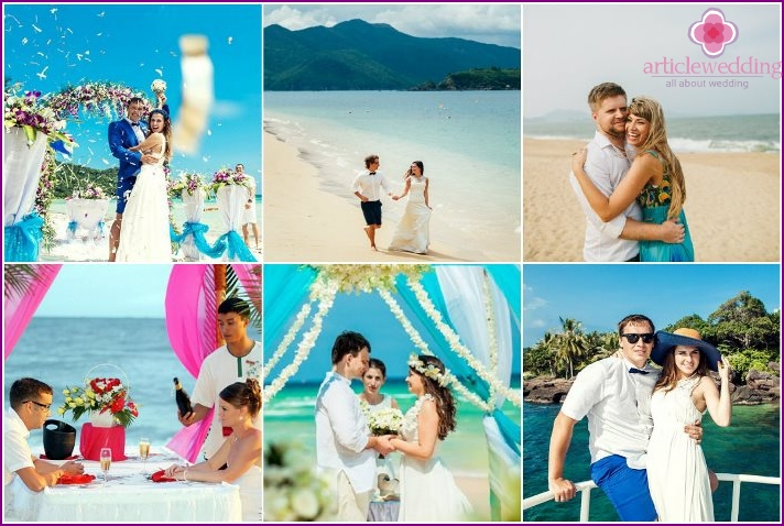 Wedding at Phu Quoc Island in Vietnam