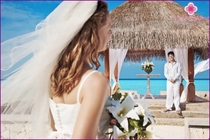 Seychelles Wedding Ceremony