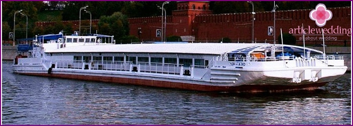 Vatel - a premium wedding ship