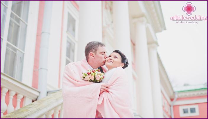 Edle Hochzeit