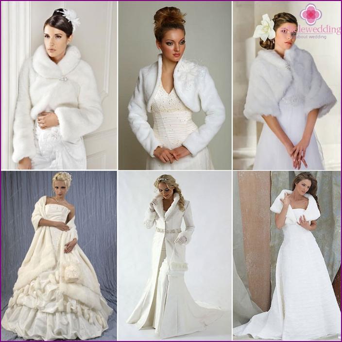 March Wedding Bride Image