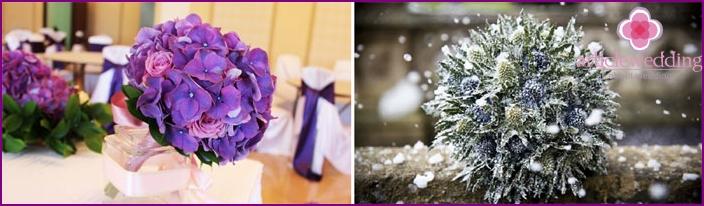 Bridal Bouquet - Seasonal Flowers