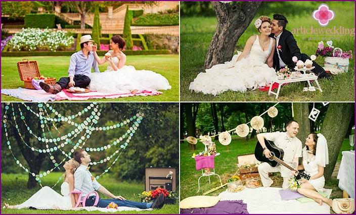 Newlyweds Photoshoot