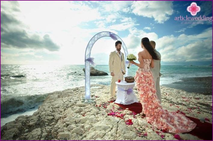 Eine Hochzeit in Zypern abhalten