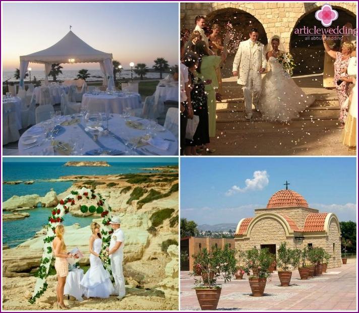 Wedding in Paphos, Cyprus