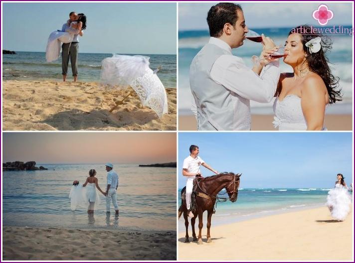Larnaca wedding ceremony in Cyprus