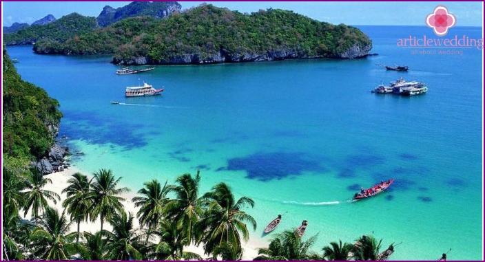 Thailand Insel - Phuket