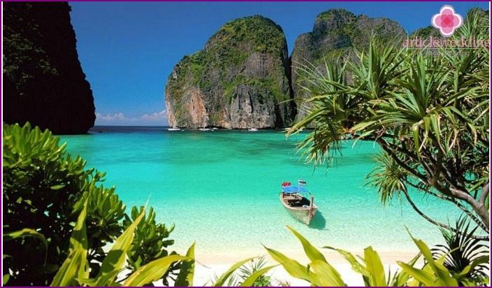 Thailändische Insel Samui