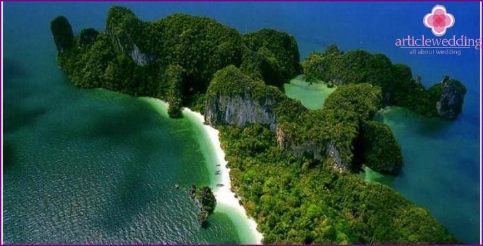 Thailand Insel Krabi