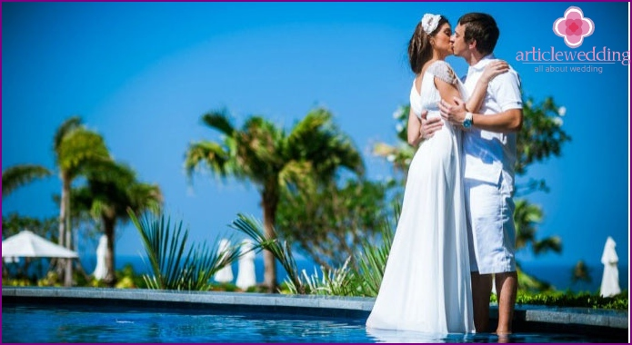 A magnificent wedding in Phuket