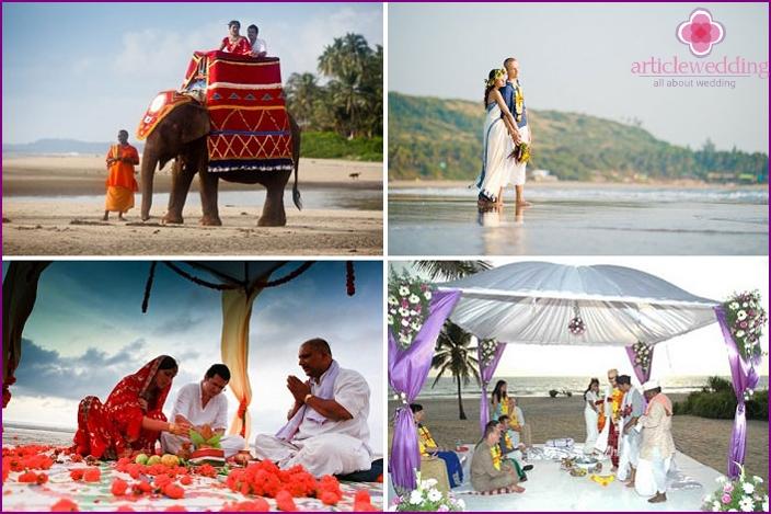 Goa Hochzeit