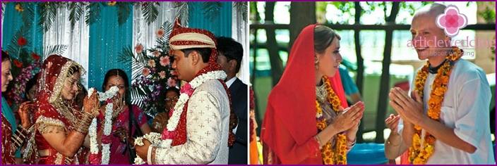 Hochzeitszeremonie - Delhi
