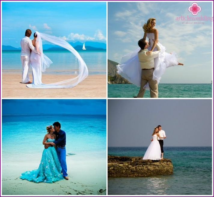Kood Island Wedding in Thailand