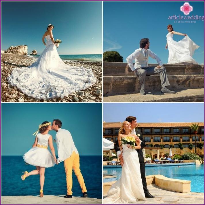 Wedding in Paphos