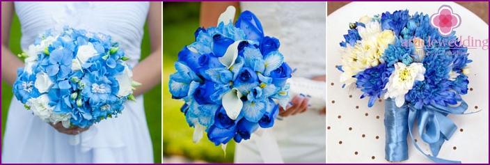 Heavenly bridal bouquet
