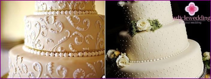 Ivory Style: Wedding Cake