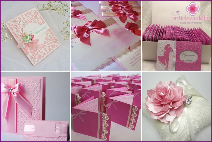 Gentle Wedding Invitations