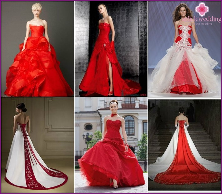 Red Wedding Decoration Options