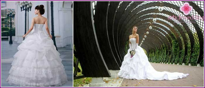 Hollywood-mekko morsiamenelle