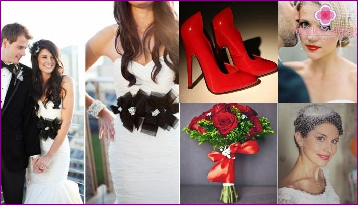 Casino style bride ideas