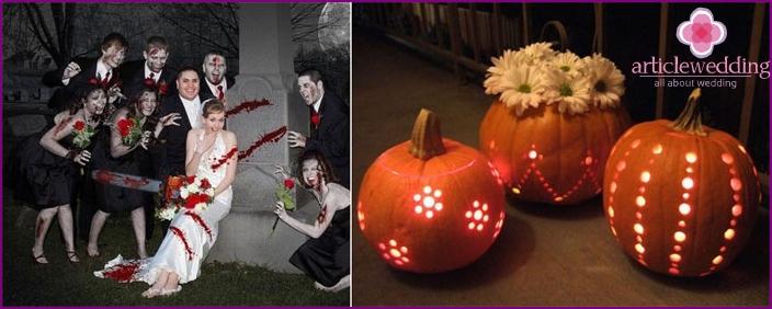Halloween syksyn häät