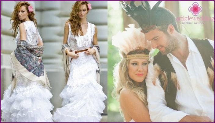 Gypsy Contemporary Dress