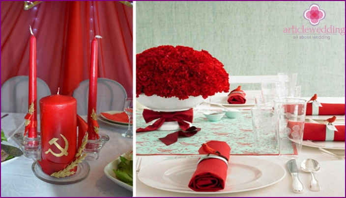 Decor Elements for Themed Celebrations