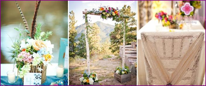 Wedding Boho Accessories